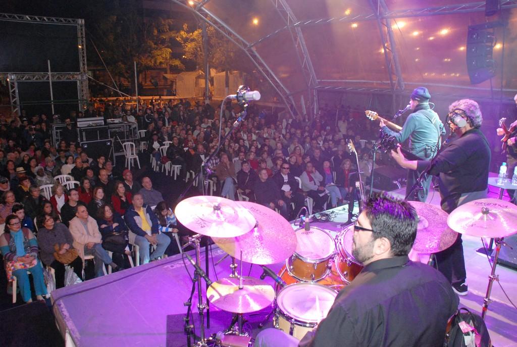 Público prestigiou João Bosco no Festival de Artes de Teresópolis
