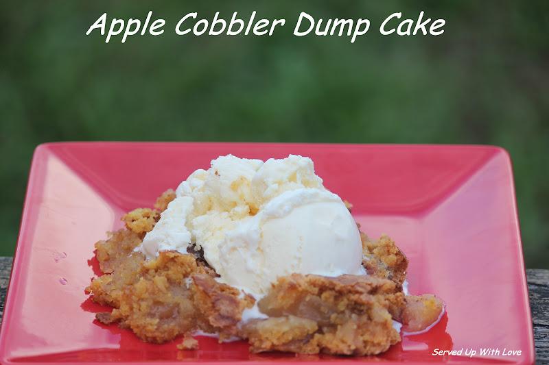 Apple Cobbler Dump Cake Recipe