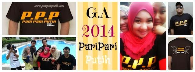GA Pertama 2014 PariPariPutih