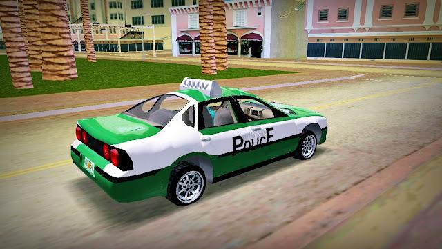 Chevrolet Impala Police GTA Vice City