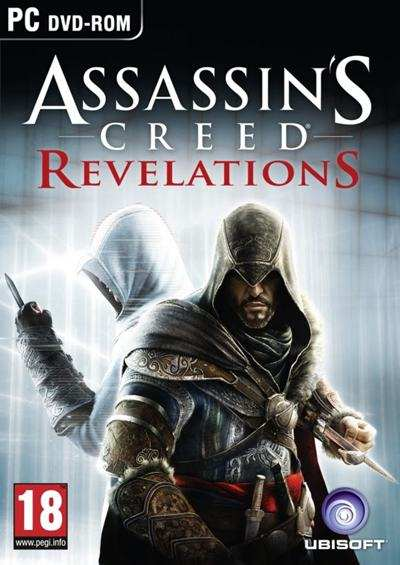 Assassin's Creed Revelations PC Full Español Skidrow DVD9