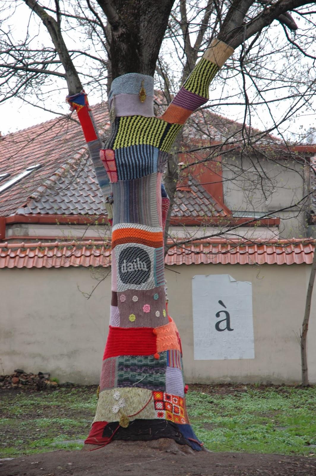 drzewa w Wilnie