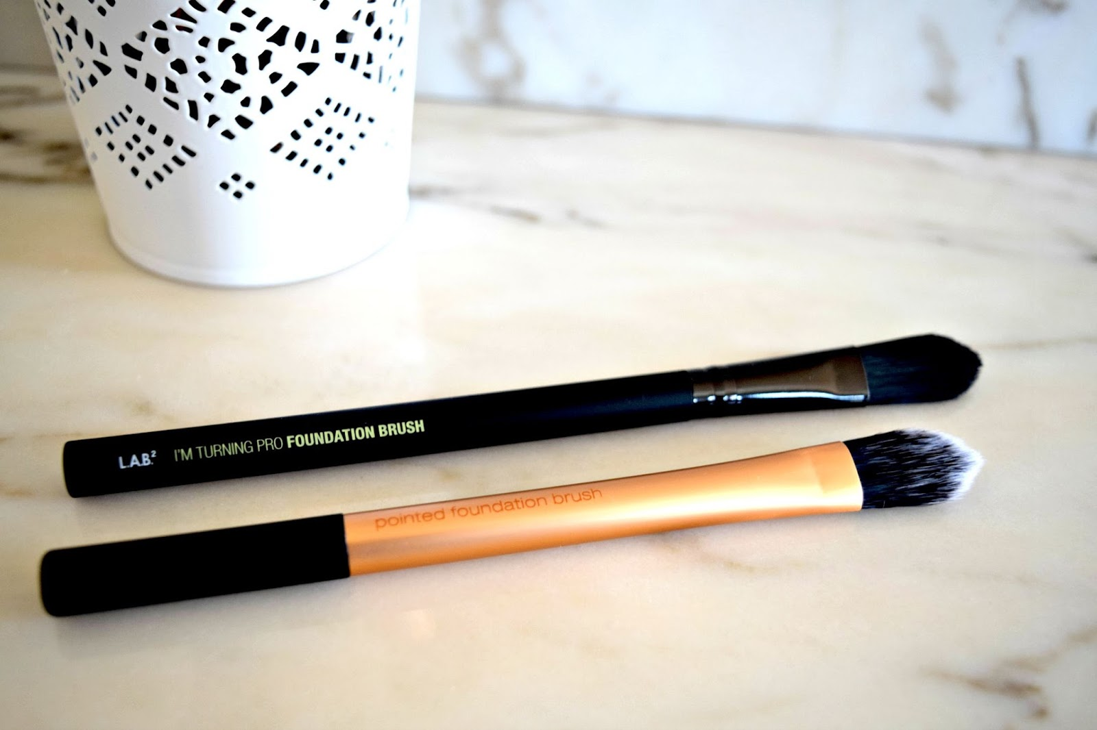 Foundation brush LAB2 review