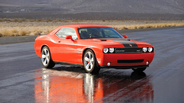 Fotos Carros Dodge Challenger 2008