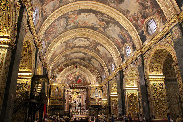 St. John's Co-Cathedral in Malta