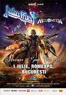 Judas Priest 1 iulie la Bucuresti !