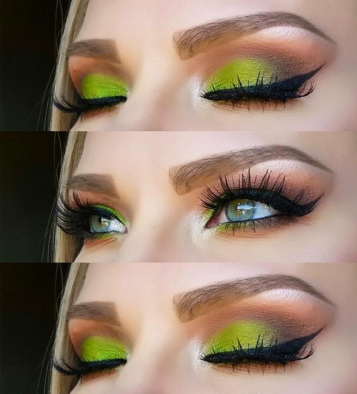 How to : Classic Spring Smokey Eye Makeup