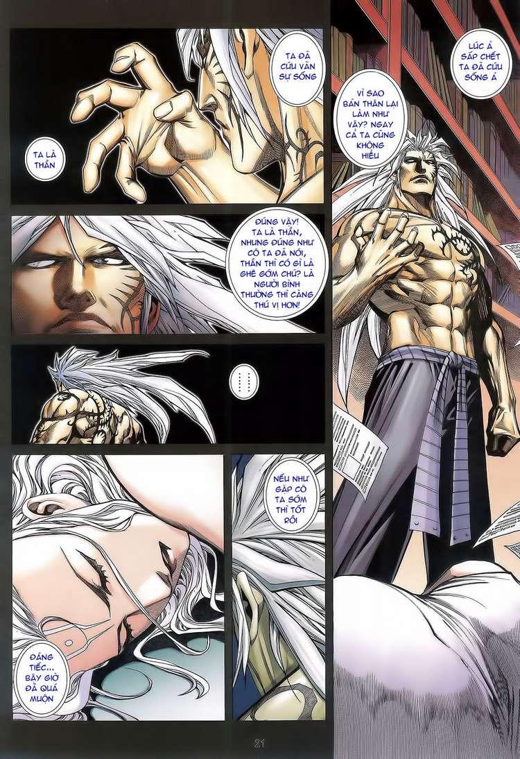 Võ Thần Phượng Hoàng chap 136 - Trang 16
