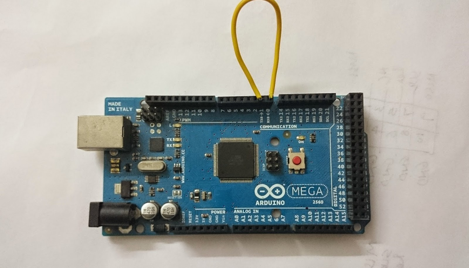 Arduino YUN: Serial Communication not working - Stack Overflow