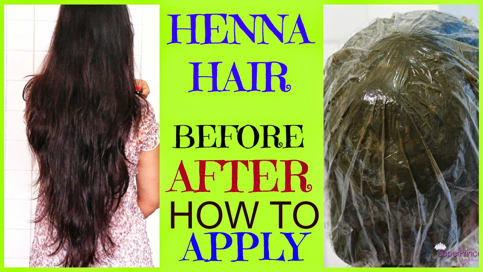 Mehndi For Shiny Hair : Superprincessjo henna on hair how to apply
