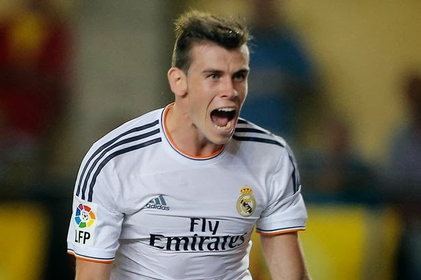 Gareth Bale - Doblete contra el Schalke (0-2) y (0-5)