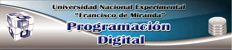 Programación Digital UNEFM