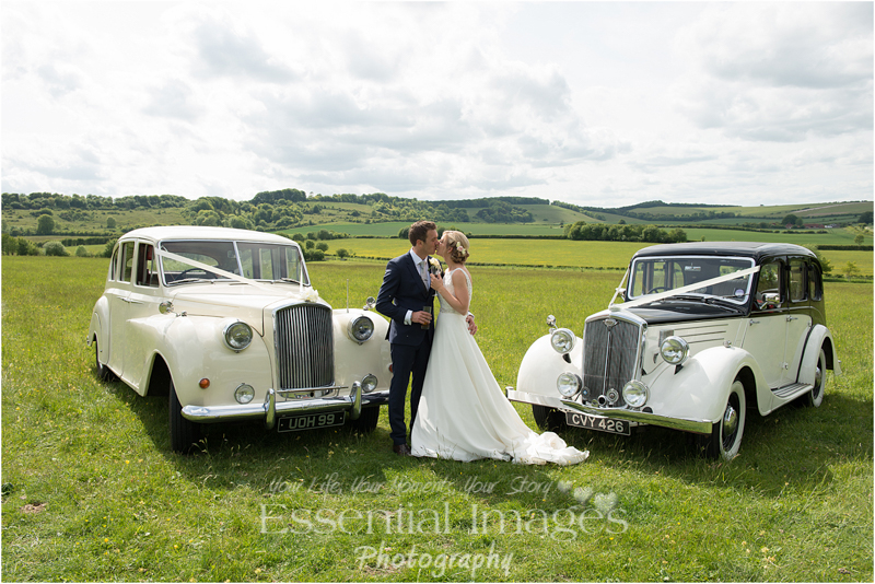 The views in Broughton could not be left out for this lovely bride and groom.