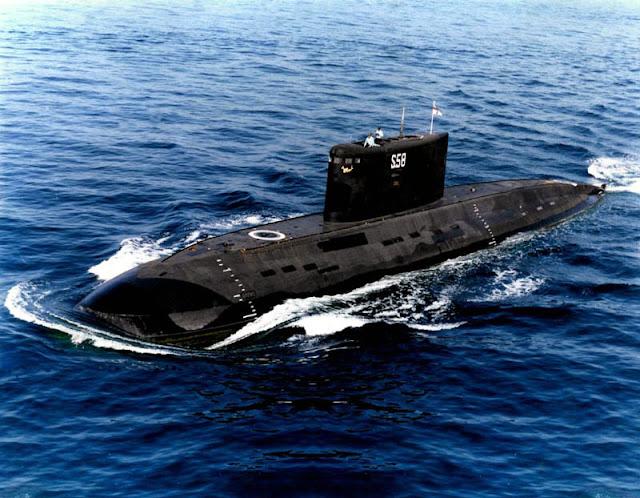 Indonesia Mendapat Tawaran Sepuluh Kapal Selam dari Rusia