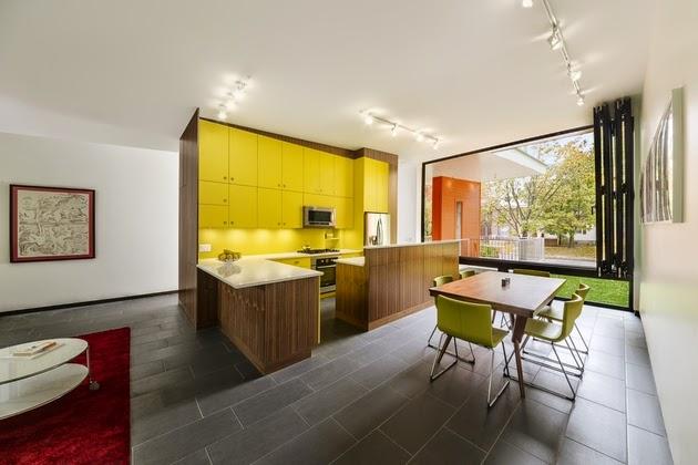 Tips Memaksimalkan Rumah Kecil dan Panjang Rancangan Tips Memaksimalkan Rumah Kecil dan Panjang