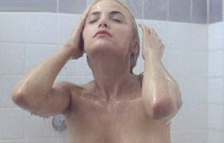 Sherilyn Fenn showering Two Moon Junction 1988 movieloversreviews.blogspot.com