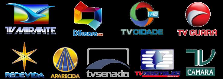 Canais HD