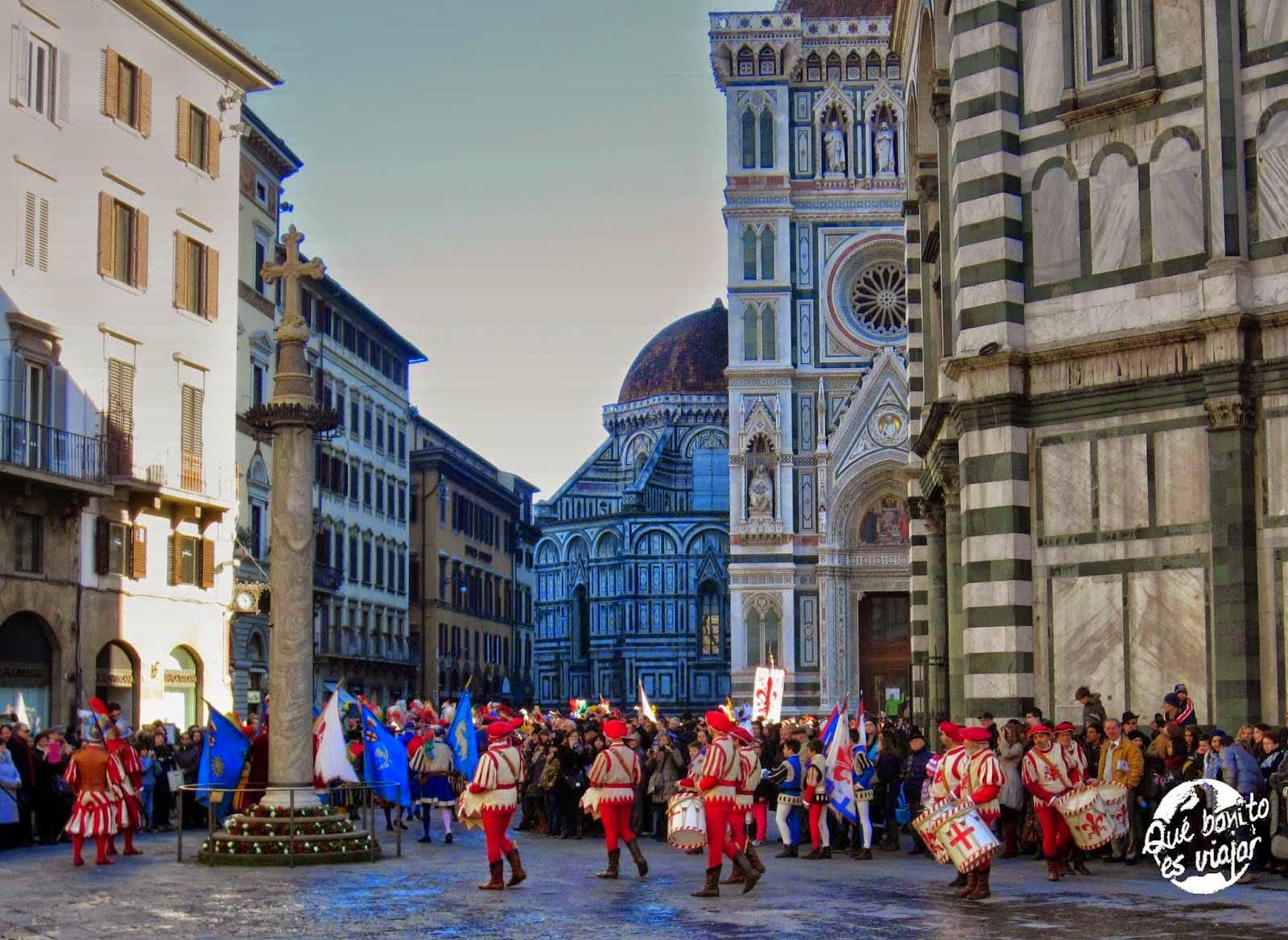 La Fiorita de San Cenobio en Florencia