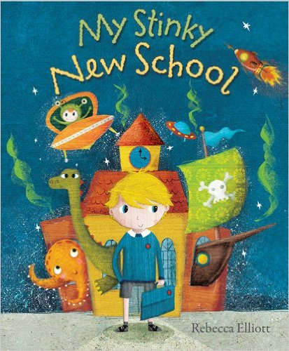 WIN - MY STINKY NEW SCHOOL AND MISSING JACK