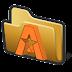 كيفية إعداد Astro File Manager لنقل البيانات من الحاسوب (android) .