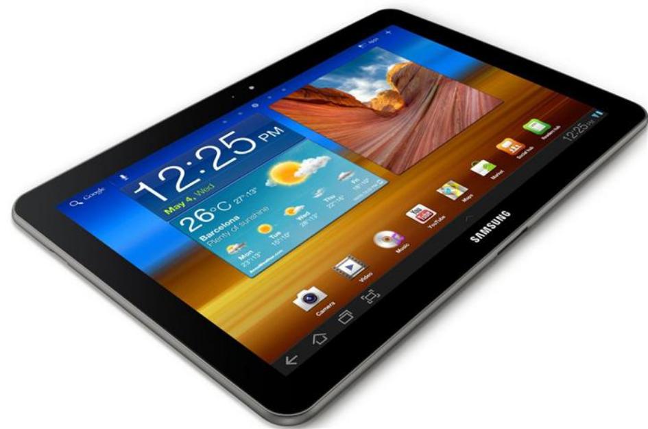 samsung tablet png. samsung galaxy tab 10.1 3g p7500 16gb tablet png