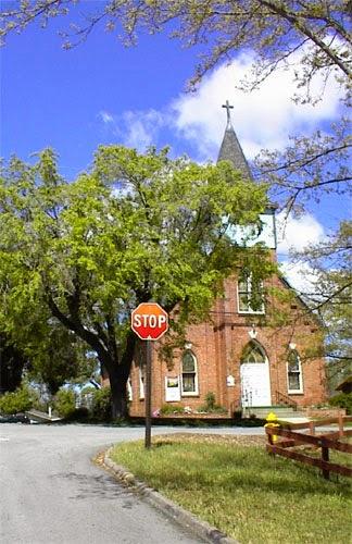 Bethel Lutheran Church, Templeton, CA, © B. Radisavljevic