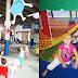"""""""Colônia de Férias"""" da Secretaria Municipal de Educação atende 75 crianças. Modelo atraiu atenção da região"""
