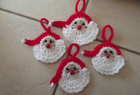 Dushi Amigurumi Curacao Haak Patronen Kerst Ornamenten En Kerstballen