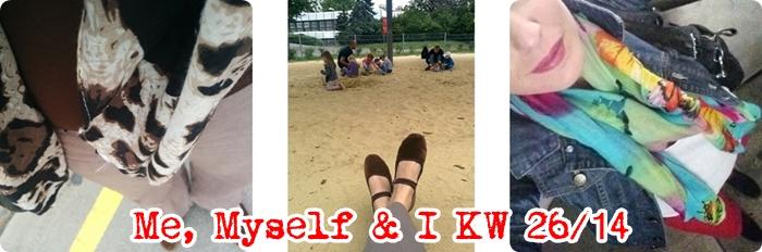 Me, Myself & I - KW 26/14