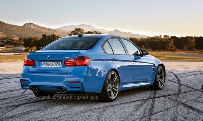 2015 BMW M3 Sedan Specs