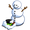 FarmVille Magic Snowman Stage 2 - FvLegends.Com