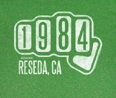 Oh to be in Reseda in '84