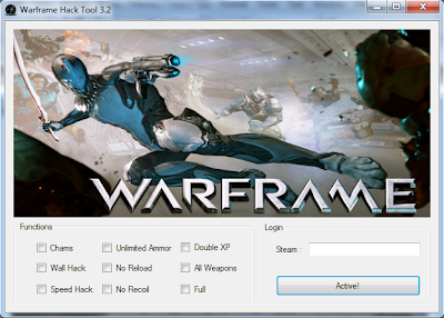 HACK Finally! A working Warframe HACK! All for free! How does that