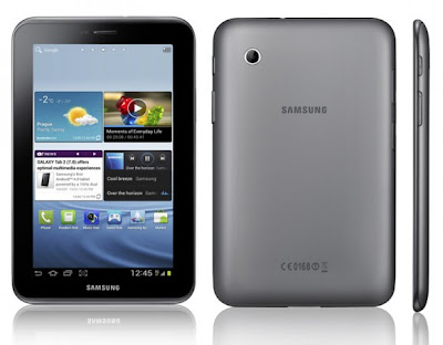 Samsung Galaxy Tab 2 Launching di Indonesia