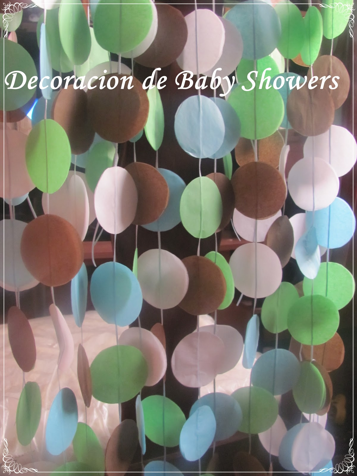 Decoracion de Baby Shower Baby Shower Safari