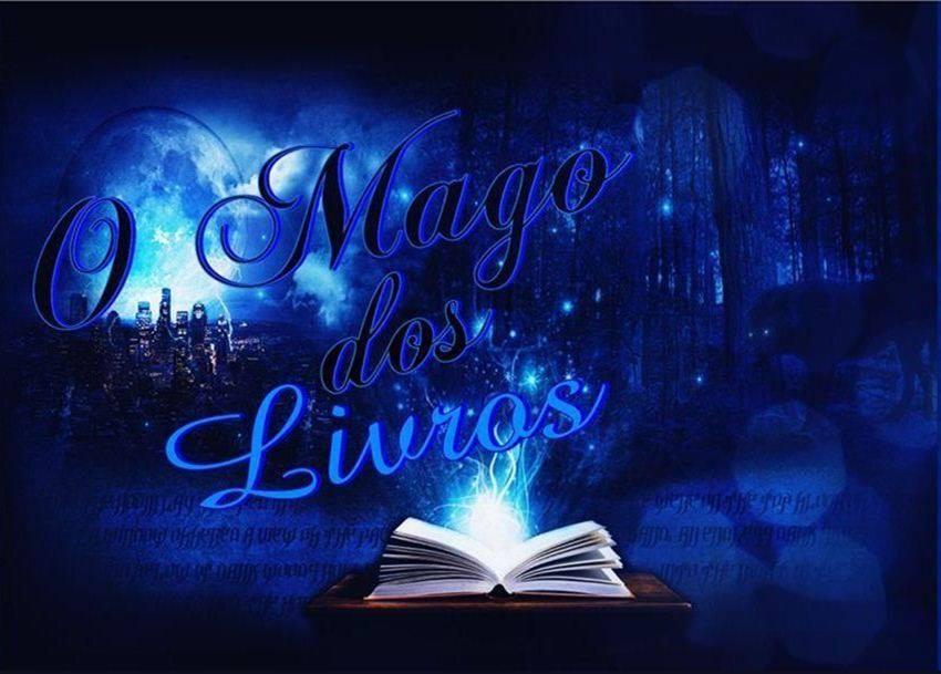 O mago dos livros
