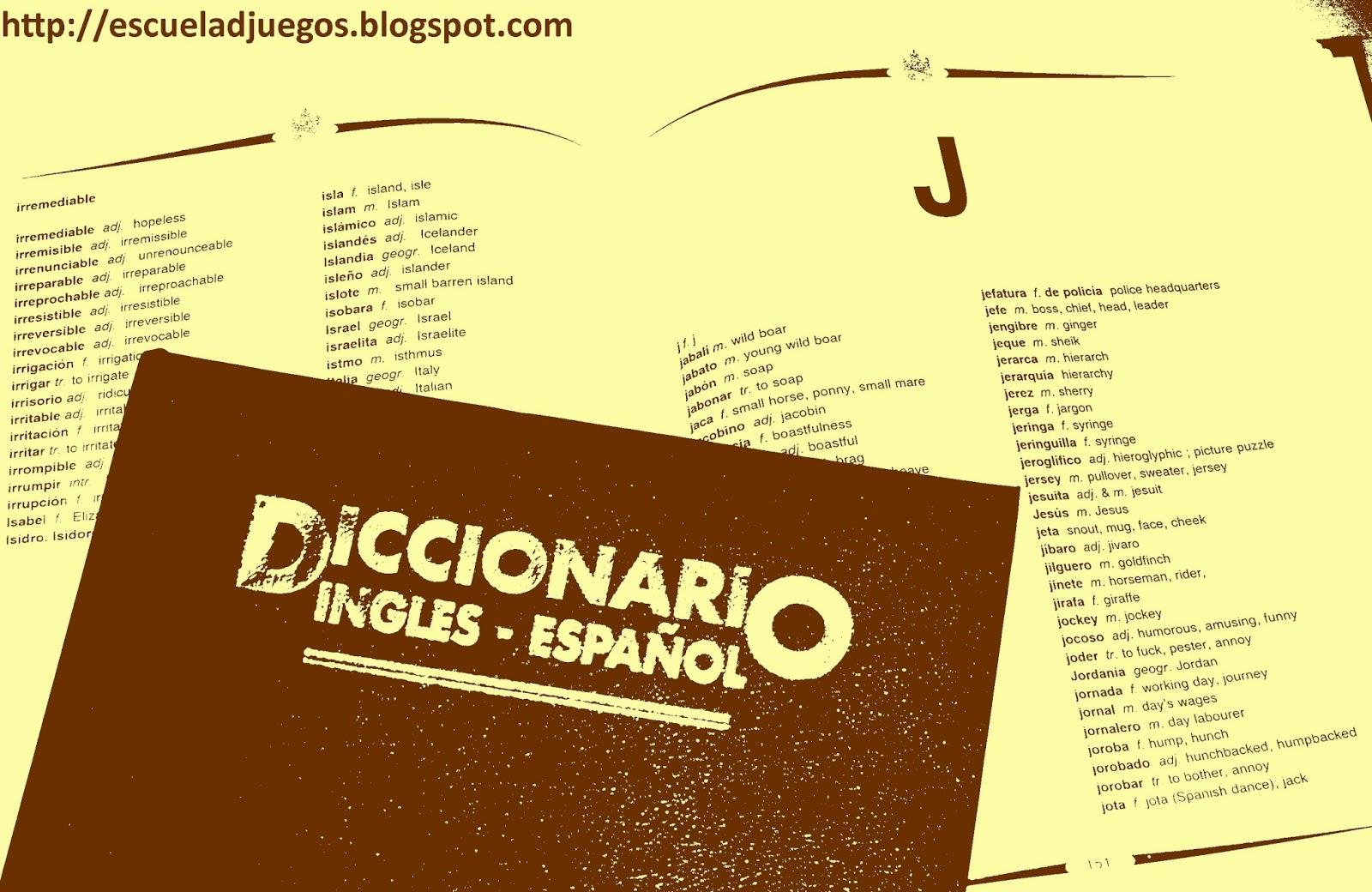 Traducción al español de reglas de juegos de mesa y otros materiales, realizadas a partir del inglés por los componentes del blog Escuela de juegos.