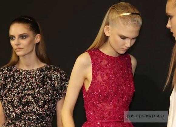 peinados de fiesta 2015