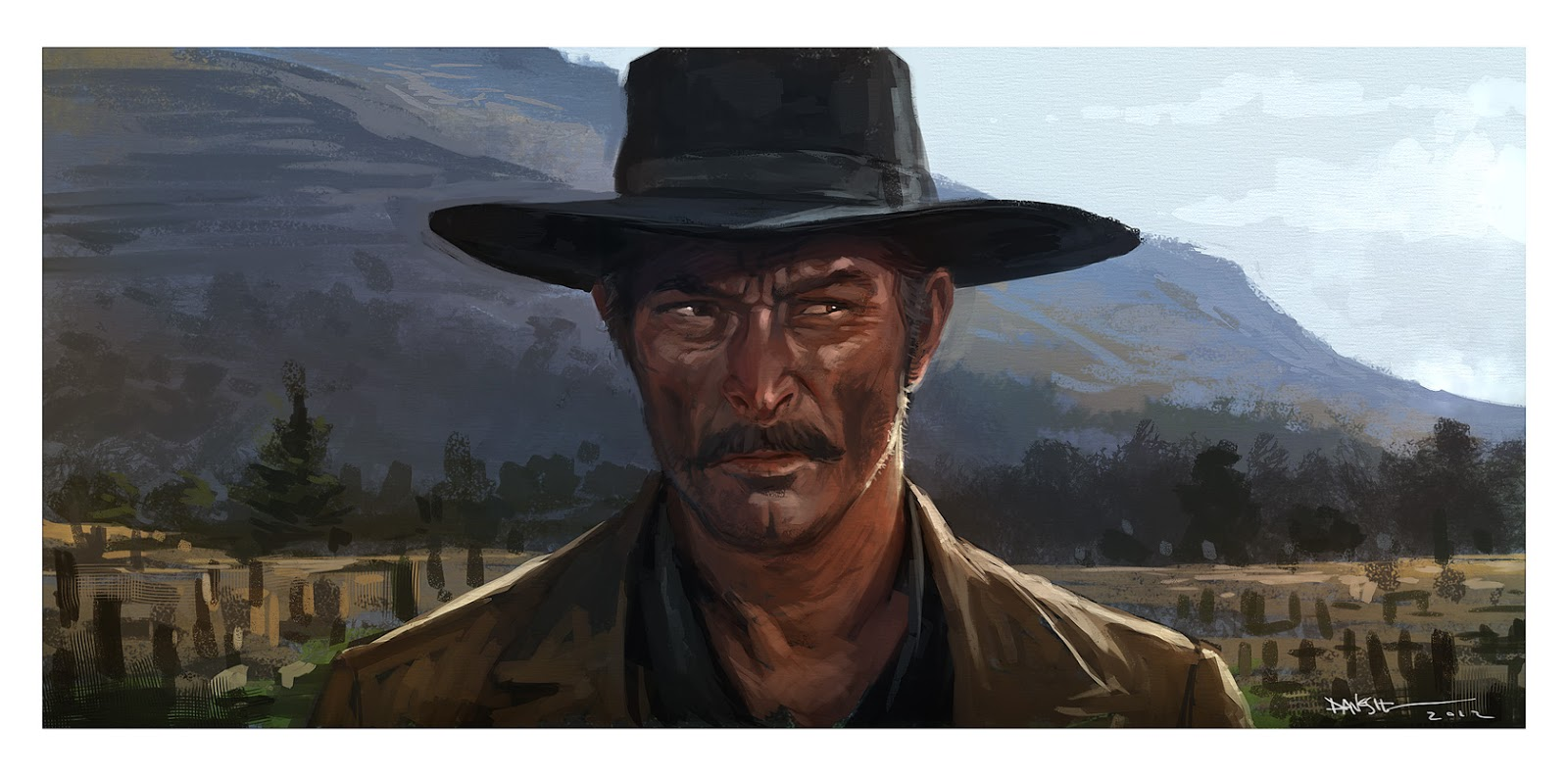 Soheil Danesh\u0027s blog: Lee Van Cleef