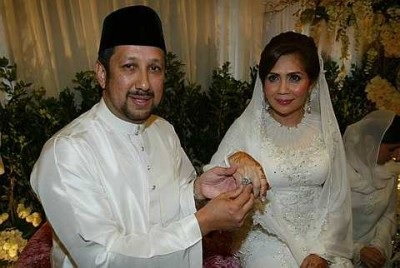 Tengku Zawiyah dan Suaminya Datuk Rayyan Sudah Berbaik Dengan Siti Nurhaliza