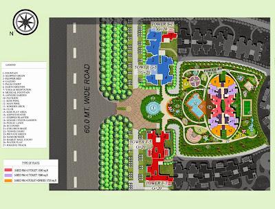 Albaria :: Site Plan