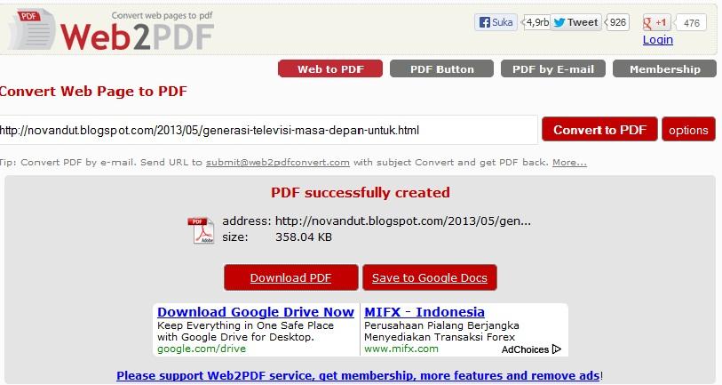 web to pdf converter offline