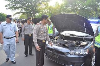 Antisipasi Lebaran, Polresta Pekalongan Gelar Operasi Patuh Candi 2015