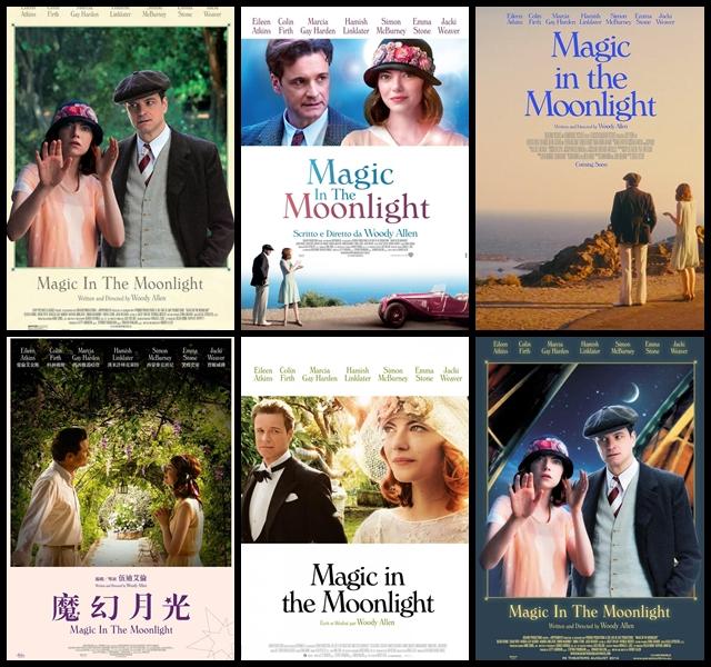 Magia, luna, moonlight, Woody Allen