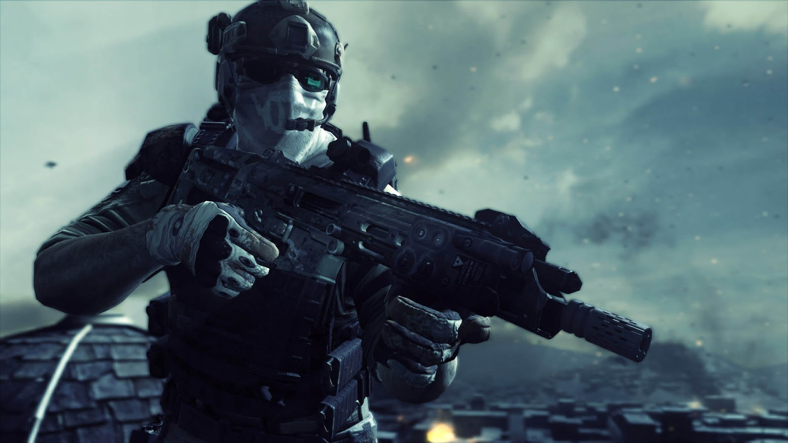 Ghost Recon Future Soldier HD & Widescreen Wallpaper 0.988885864086607