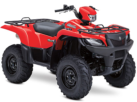 2013 Suzuki KingQuad 750AXi Power Steering ATV pictures. 480x360 pixels