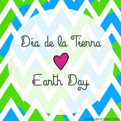 Día de la Tierra - Earth Day