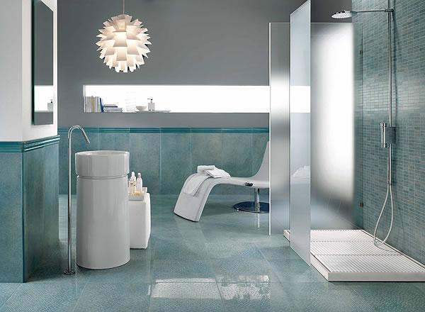 Baño Moderno Pequeno:Modern Bathroom Tile Ideas
