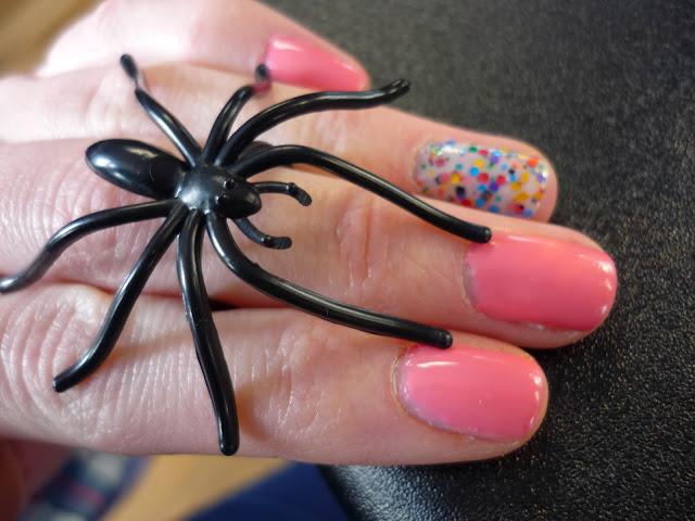 Tara's Talons Gobstopper - ASDA Gel Pro nail polish