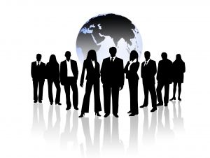 world collaboration image